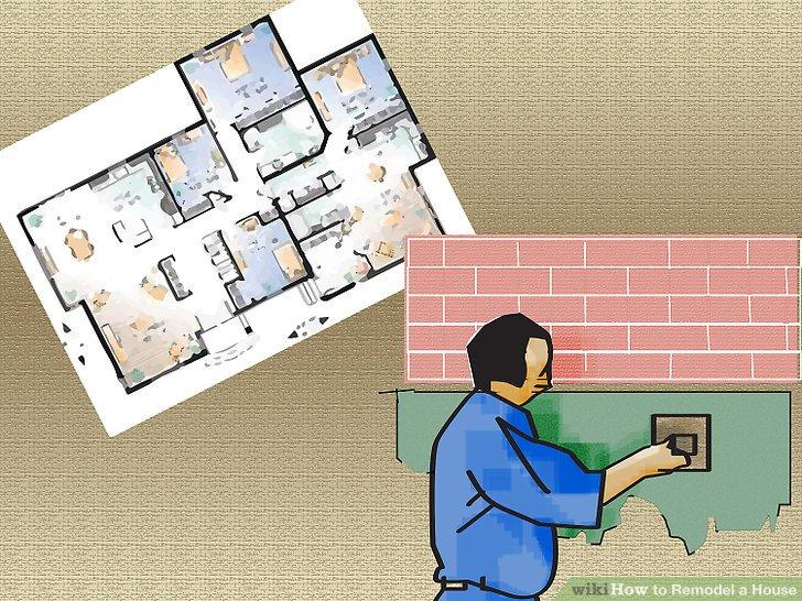 چگونه خانه خود را بازسازی کنیم
