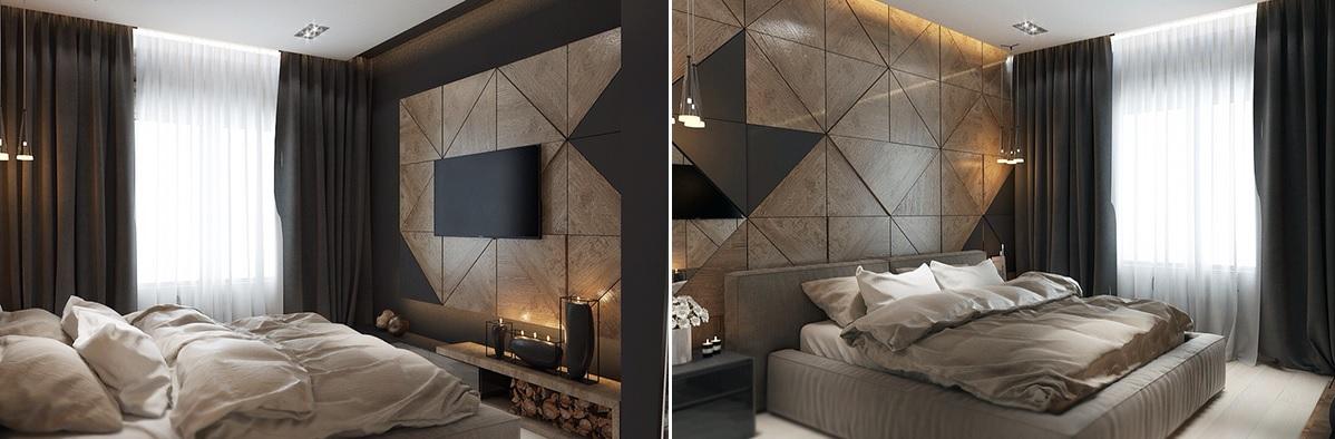 طراحی دکوراسیون داخلی با پنل دکوراتیو