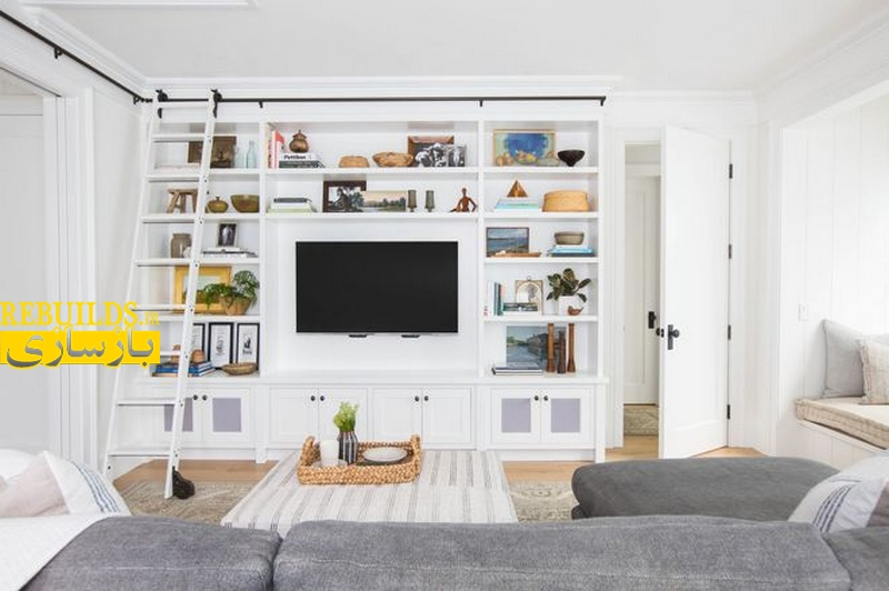 دیزاین اتاق نشیمن با کمترین بودجه