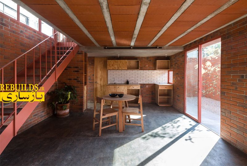 بازسازی خانه قدیمی با کمترین بودجه