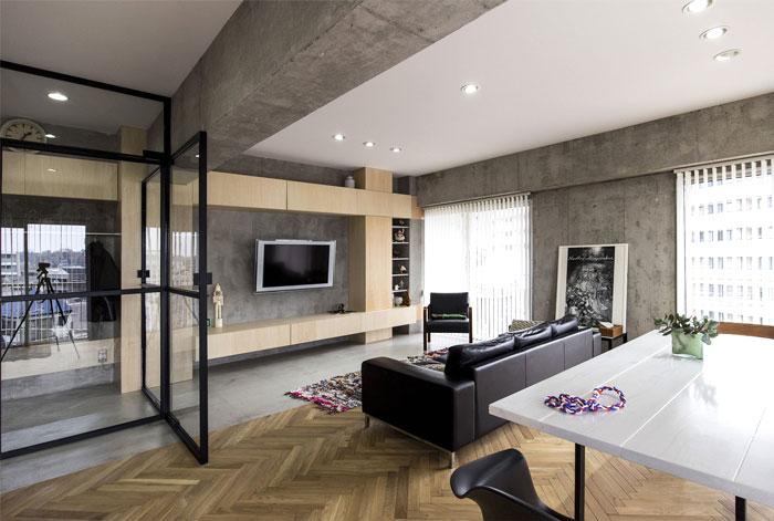 بازسازی ساختمان به سبک مدرن