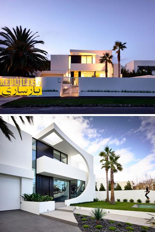 بازسازی منزل ویلایی