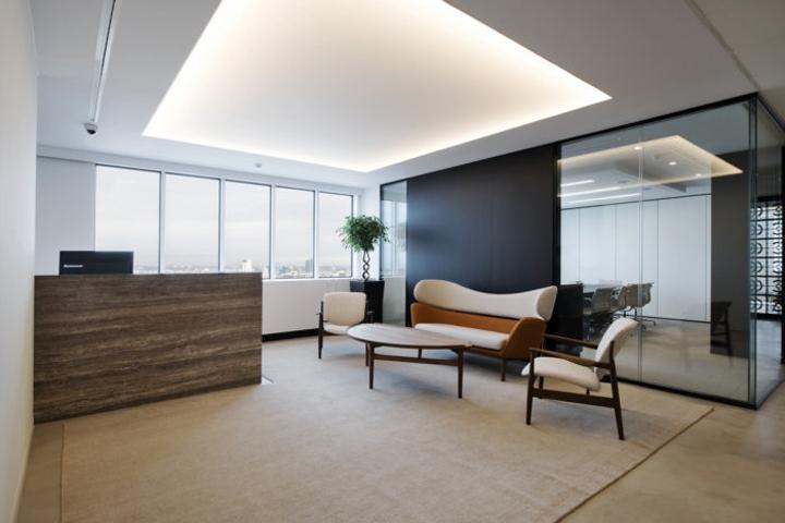 طراحی داخلی شرکت مهندسین مشاور