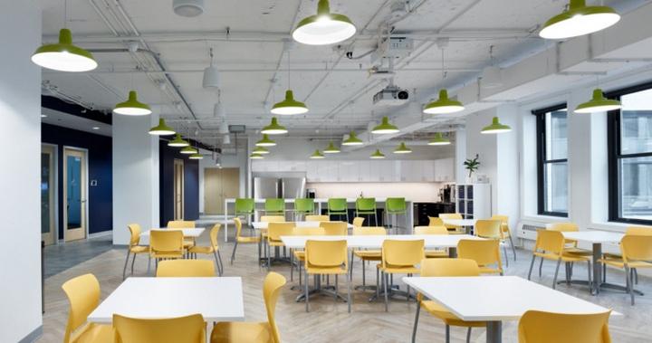 معماری داخلی شرکت خدمات کامپیوتر