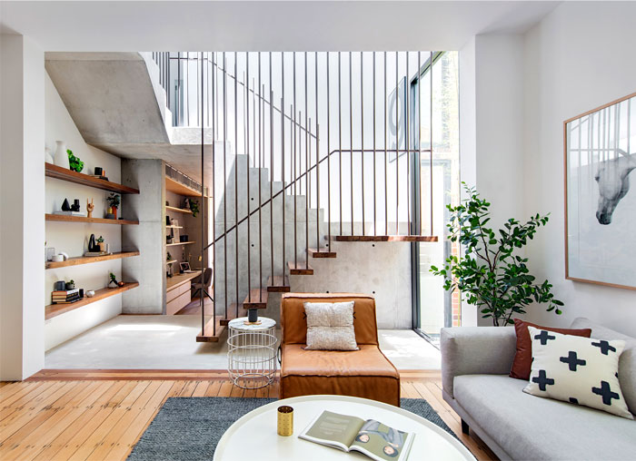 دیزاین خانه دوبلکس