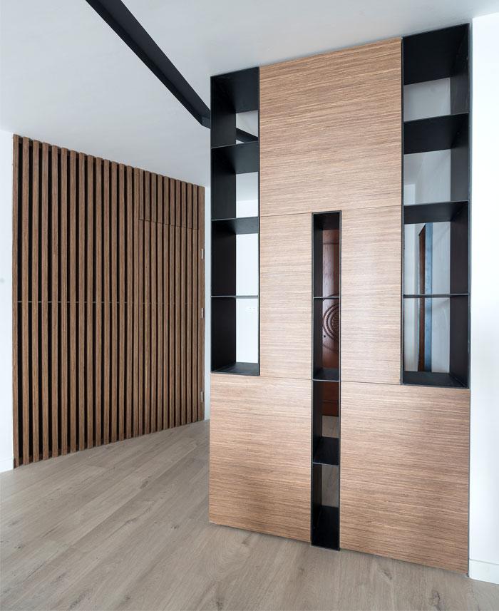 بازسازی آپارتمان 65 متری