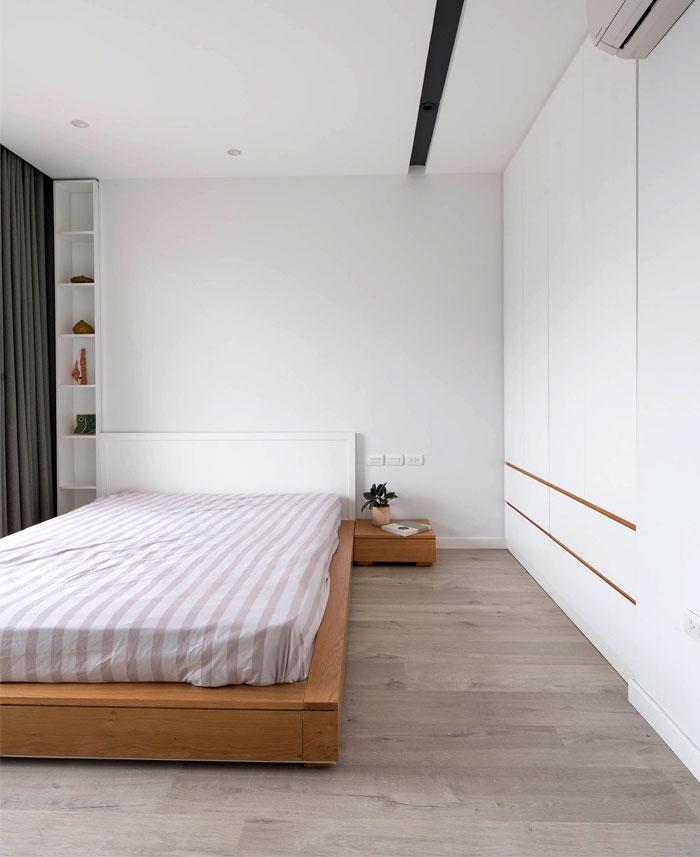طراحی معماری خانه 65 متری