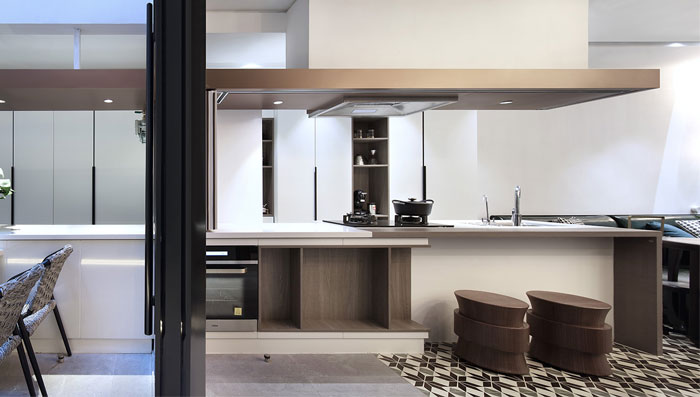 طراحی و دکور خانه سی ساله به سبک مدرن