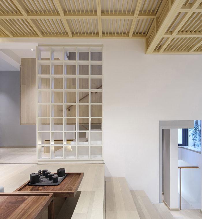 معماری داخلی خانه سی ساله به سبک مدرن
