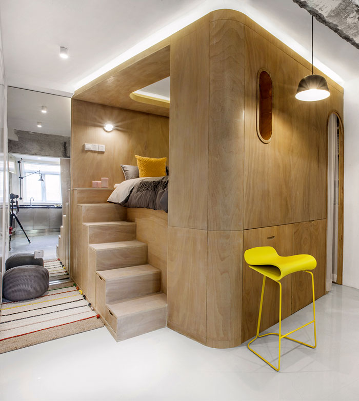 طراحی خانه 60 متری