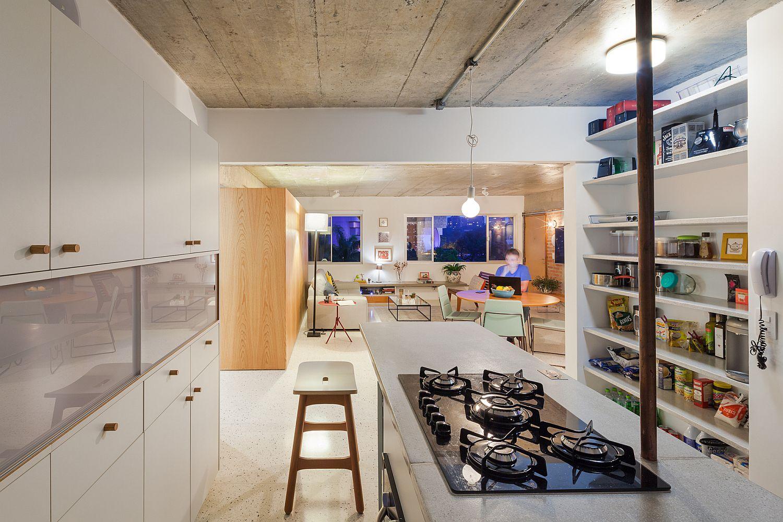 طراحی و دکور واحد مسکونی قدیمی