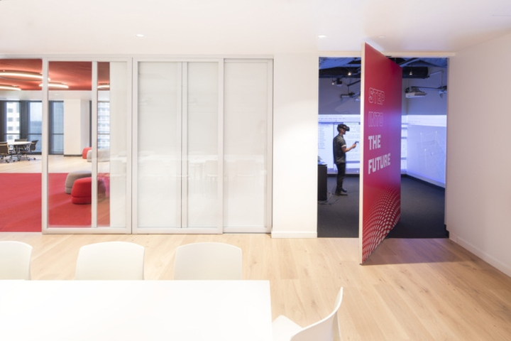 طراحی معماری اداری