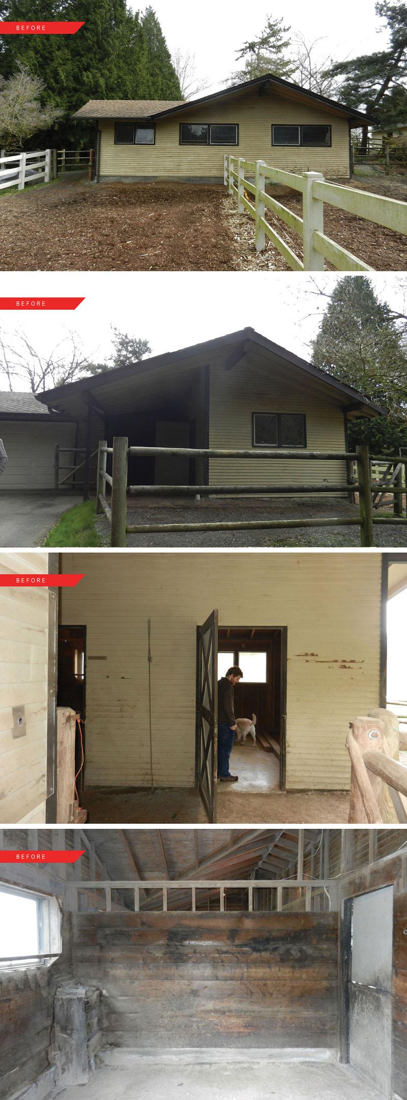 تغییر کاربری و بازسازی خانه
