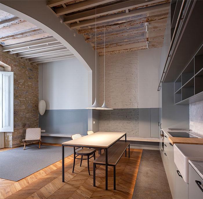 طراحی معماری آپارتمان مسکونی