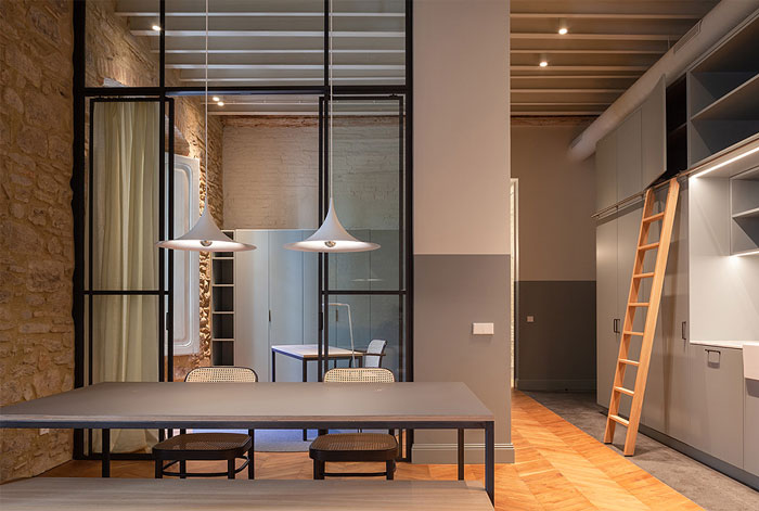 دیزاین داخلی آپارتمان مسکونی