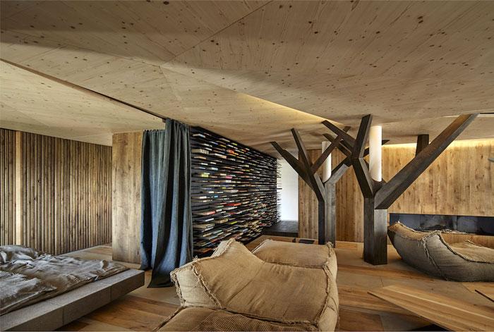 دکوراسیون داخلی آپارتمان دو خوابه