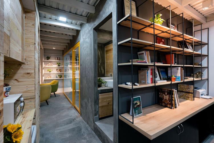دیزاین فضای اداری