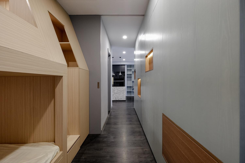 طراحی و بازسازی خانه دو طبقه