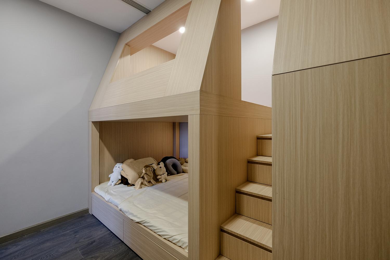 طراحی معماری خانه دو طبقه