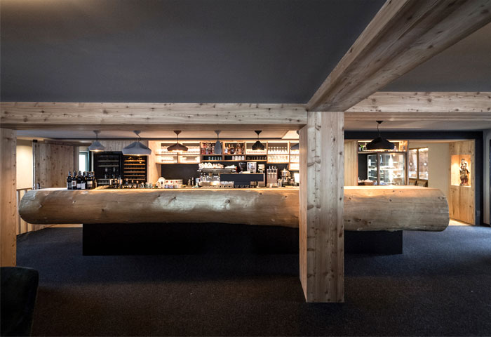 بازسازی و طراحی با چوب