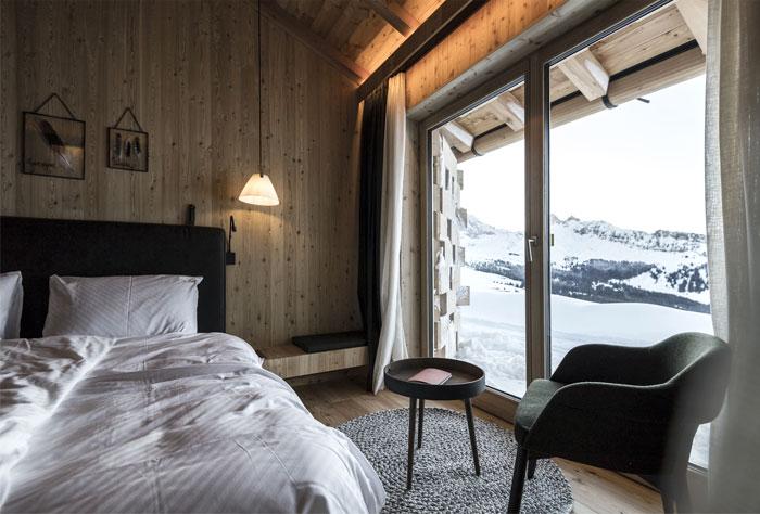 استفاده از چوب در طراحی داخلی