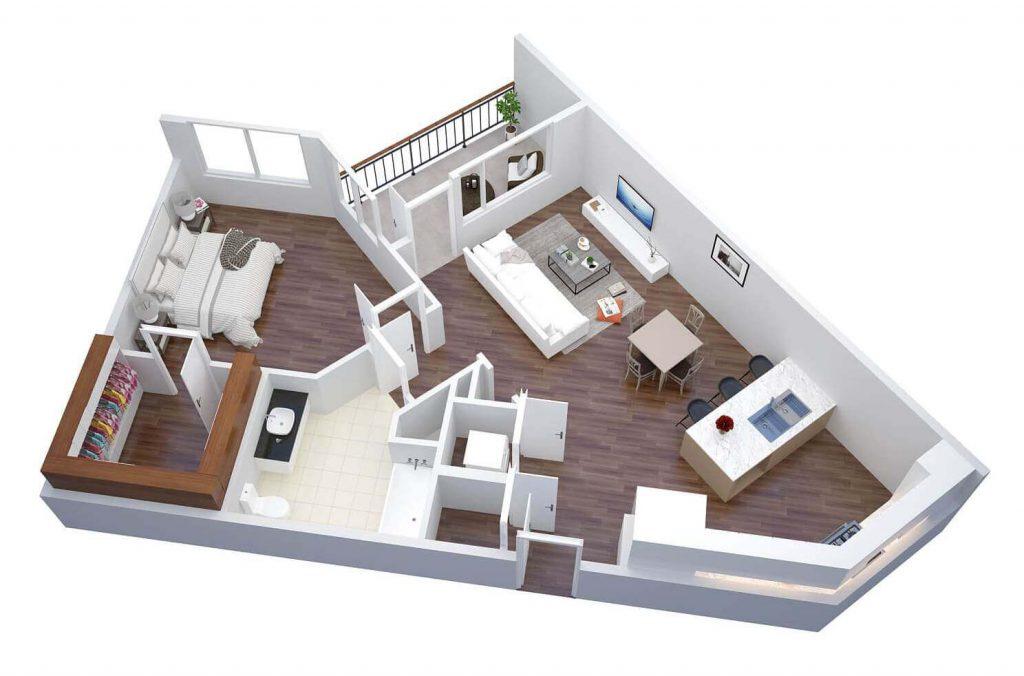 طراحی نقشه ساختمان